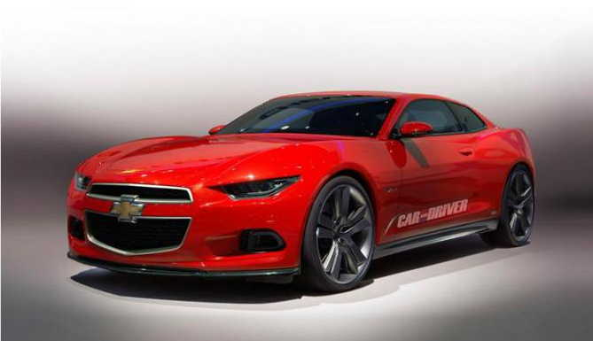 (2016 Chevrolet Camaro Concept and Engine)