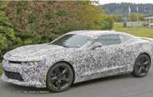 2016 Chevrolet Camaro Release date and Spied Photos