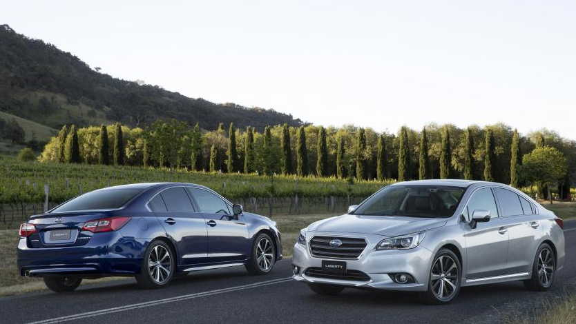 2015 Subaru Liberty Price, Specs and Feature