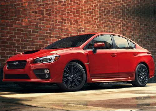 2015 Subaru WRX Specs and Feature