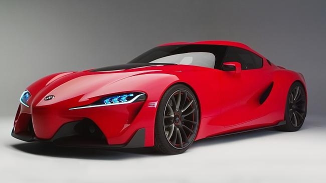 Top 7 Best concept cars of 2014