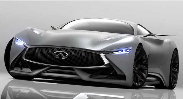 Infiniti reveals new Concept Vision Gran Turismo