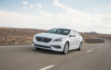 2015 Hyundai Sonata Limited Road Test and Review