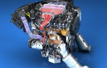 2016 Cadillac CT6's Next-Gen V-6 Engines