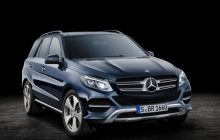 2016 Mercedes Benz GLE Class SUV Specs, Release Date