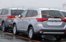 Mitsubishi Outlander is ready