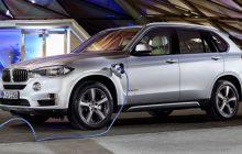 BMW X5 xDrive 40e: Rechargeable Hybrid 4x4 Arrives