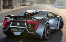 Lykan hypersport, Test the first Arab Supercar