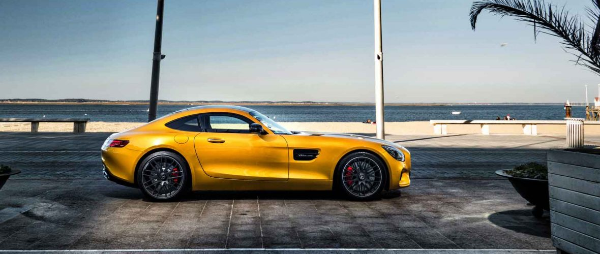 Mercedes AMG GT S Review, 450 Km Test Drive