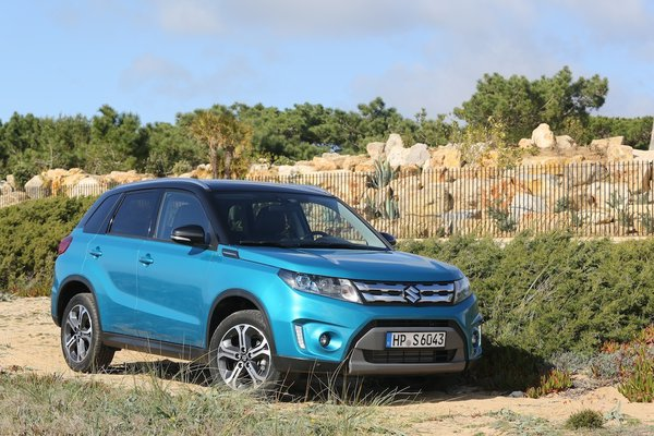 New Suzuki Grand Vitara Review, Specs, Photos