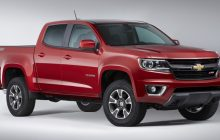 2015 Chevrolet Colorado Test Drive