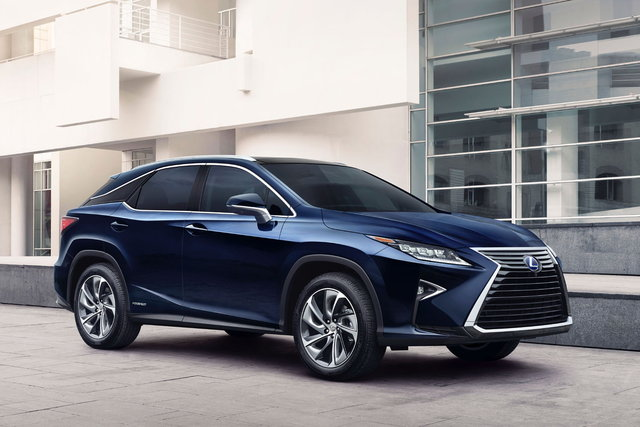 2015 Lexus RX Review, the Luxury SUV