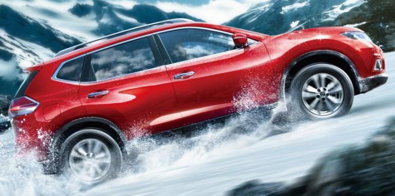2015 Nissan X-Trail Hybrid