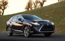 2016 Lexus RX luxury SUV Specs