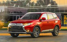 2016 Mitsubishi Outlander Improvements and Images