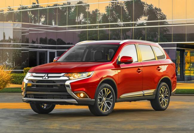 2016 Mitsubishi Outlander Improvements and Images