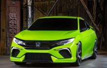 Honda prepares the Tenth Generation Civic