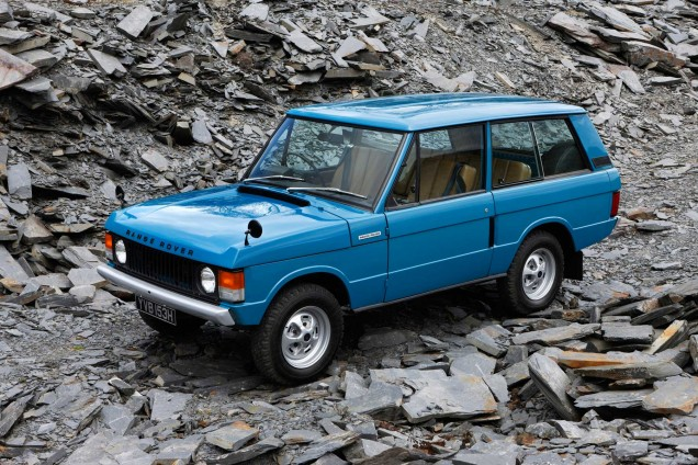 "Land Rover launches ""Land Rover Heritage"""