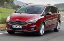 New Ford S-Max 2015 Prices, Engines, Equipment