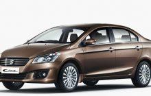 New Suzuki Ciaz Unveiled, Specs