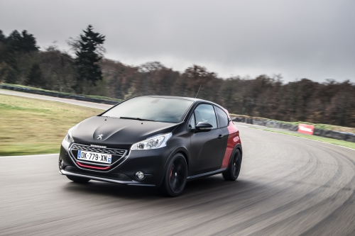 Peugeot 208 GTi 30th Anniversary Test and Review