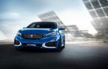 Peugeot Announces supercar, The Peugeot 308 R Hybrid
