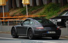 Porsche 991 Carrera Spy Shots