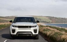 Range Rover SUV based on the Jaguar F-Pace is in preparation