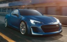 Subaru BRZ STI Concept, With Turbocharged BRZ