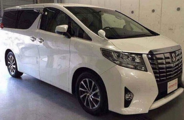 2015 Toyota Alphard and Vellfire JDM Specs, Price, Redesign