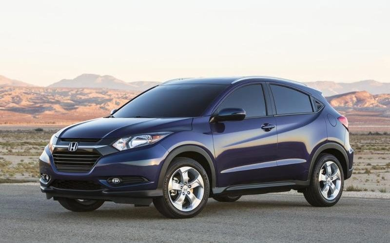 2016 Honda HR-V First Drive and Review