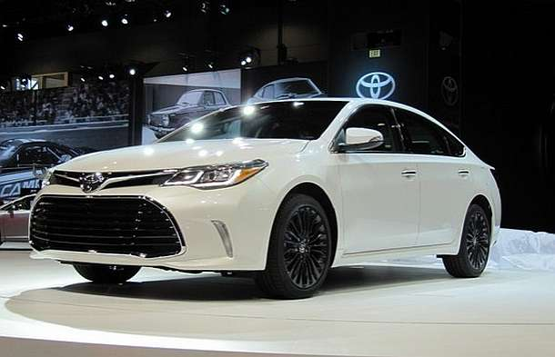 2016 Toyota Avalon Specs, Styling & Pricing