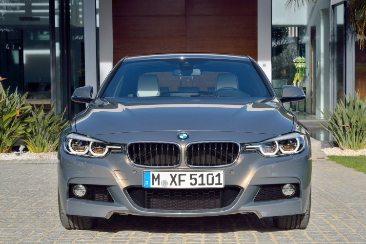 BMW 3 Series: update for the sedan, station wagon and M3