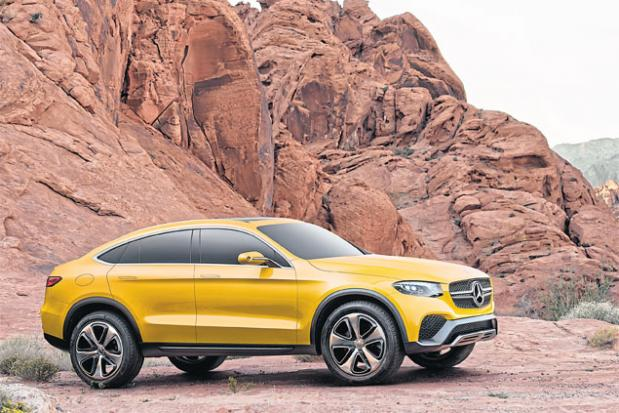 Mercedes Unveils new Compact SUV