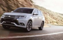 2016 Mitsubishi Outlander PHEV, Design and Equipment Renewed