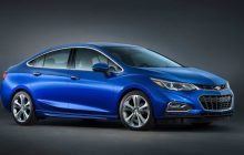 All-New 2016 Chevrolet Cruze, Lighter, Larger, More Efficient
