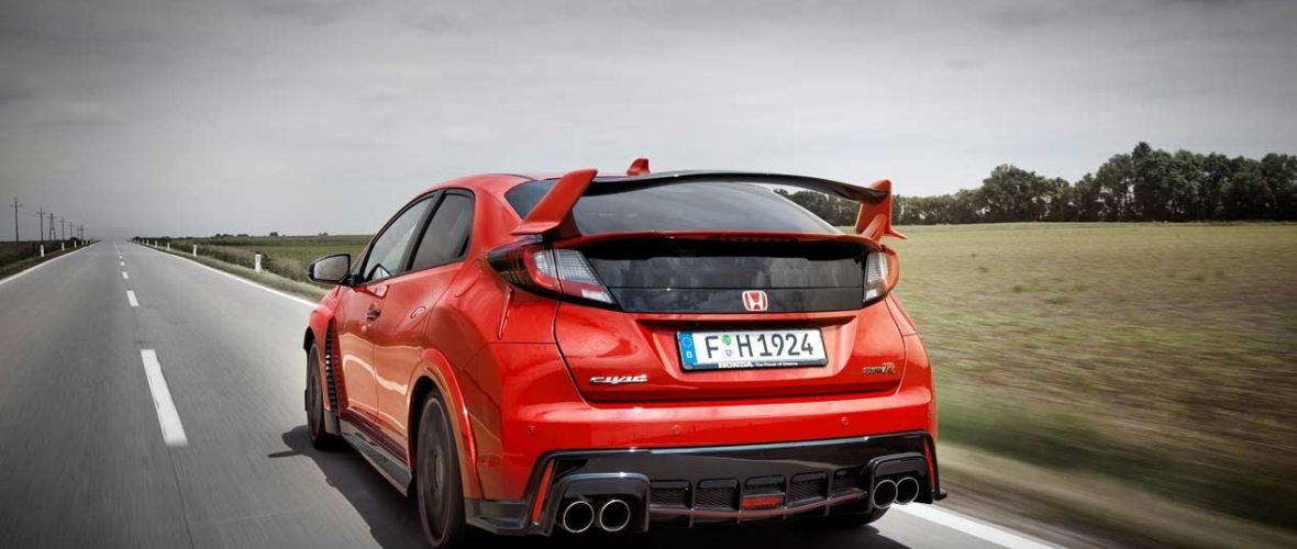 Honda Civic Type R First Drive, Radical and exciting
