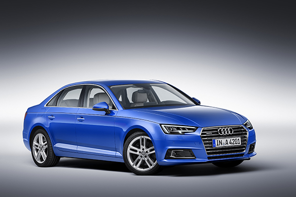2016 Audi A4 Specs and