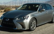 2016 Lexus GS Preview, Specs and Review