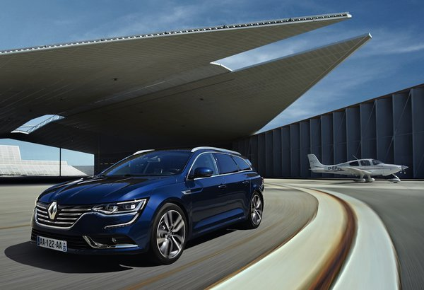 2016 Renault Talisman Estate Revelaed, Photos, Specs