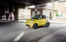 2016 Smart Fortwo Cabriolet, The new Smart Fortwo Removes the Top