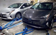 All New Toyota Prius 2016 Photo - First Clear Look