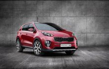 Kia Sportage 2016: official photos