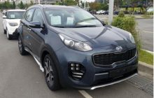 New Kia Sportage 2016 Release Date and Photos Leaked