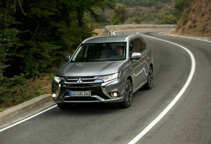 2015 Mitsubishi Outlander Test, Review, Specs, Price, Change