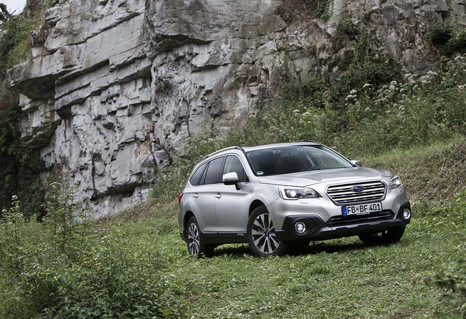 2015 Subaru Outback 2.0D Lineartronic Review and Test