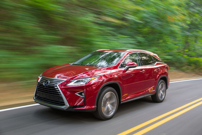 2016 Lexus RX 450h Test, Specs and Review
