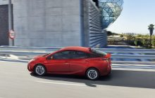 2016 Toyota Prius Specs, the design was combined with Mirai