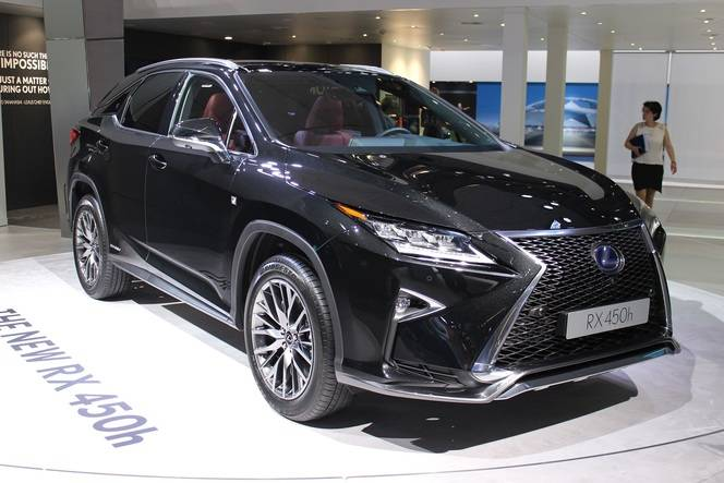 Lexus RX450h Specs, Price - Hybrid Luxury Crossover SUV