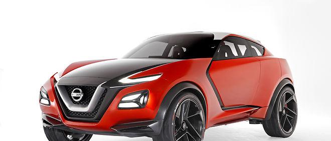 Nissan Gripz 2016 Concept